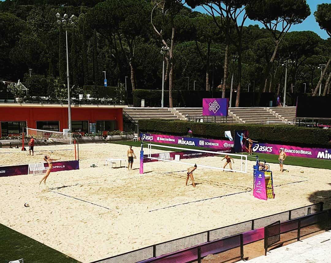 fivb beach volleyball world tour finals