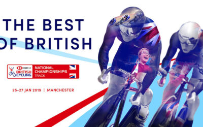 Cube heads to Manchester for the British Cycling National Track Championships