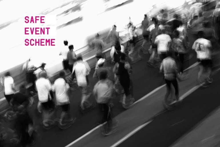 safe event scheme