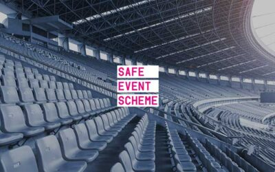 The Cube International group presents 'Safe Event Scheme' with ACT National