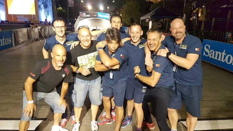 streetvelodrome santos tour down under competitors