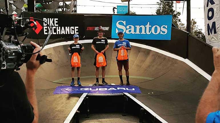 streetvelodrome santos tour down under winners