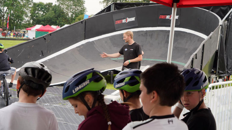 StreetVelodrome kicks off its fourth annual Tour of Ireland