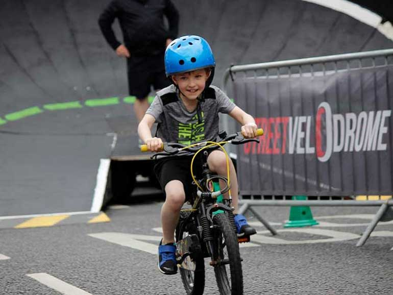 streetvelodrome boy rider
