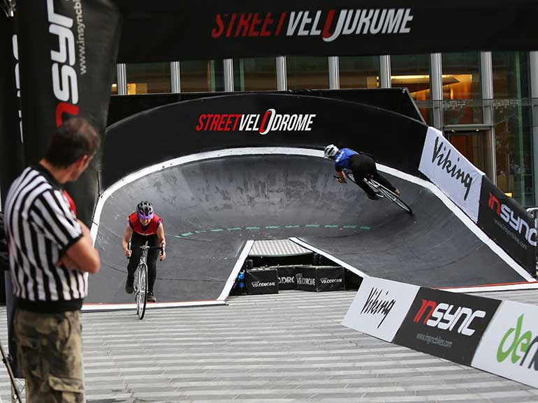 Cube Secures Street Velodrome Contract