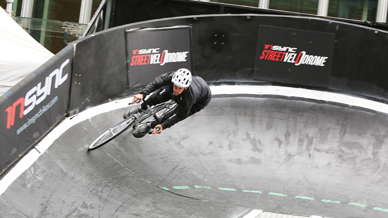 Cube Management Wins International Recognition For StreetVelodrome
