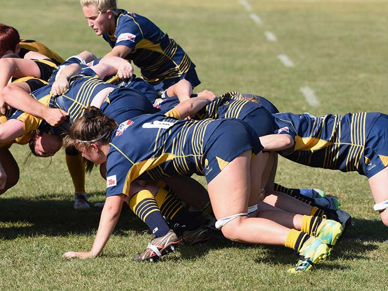 In The Scrum With Worcester Warriors Women (formerly Worcester Valkyries)