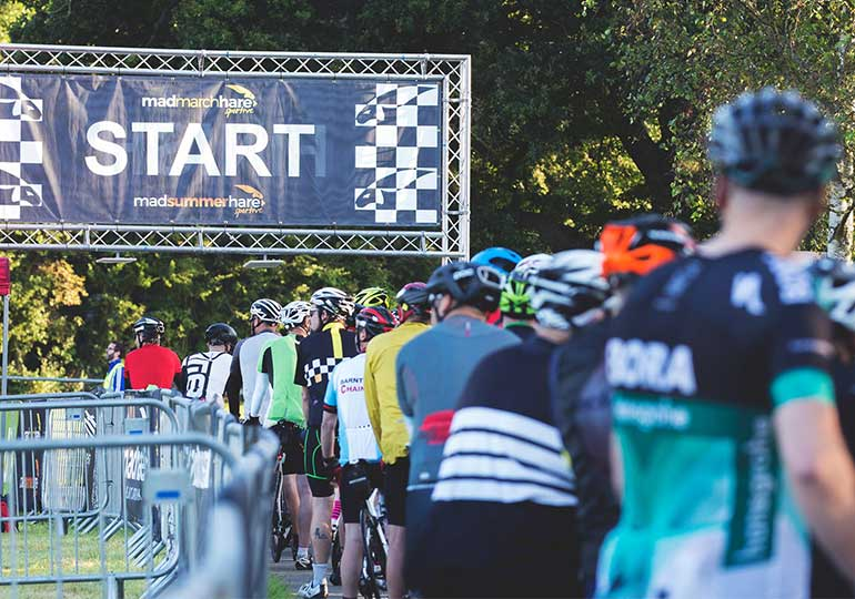 cube active events - madhare cycling sportives