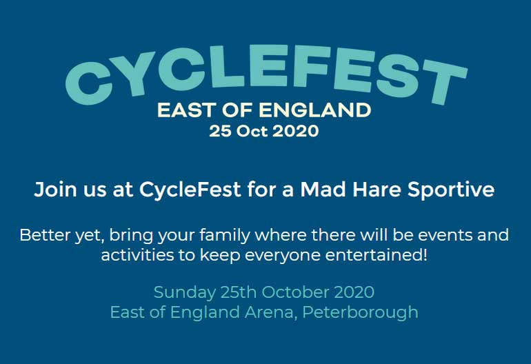 Cube To Organise CycleFest Cycling Event, with Covid-19 safety measures in place