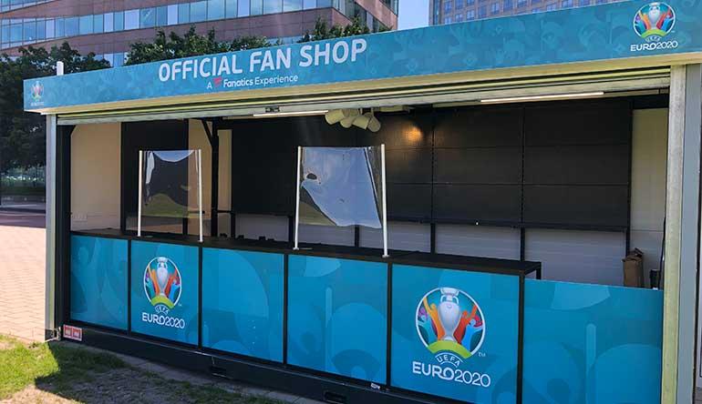 euro2020 fanstore amsterdam