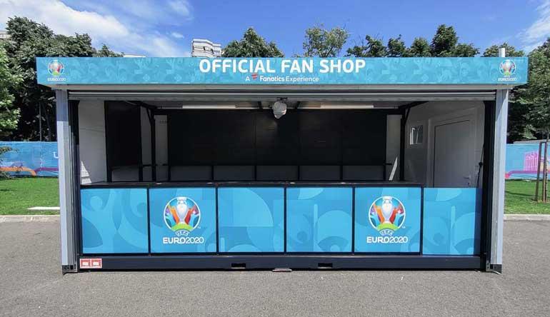 euro2020 fan shop bucharest