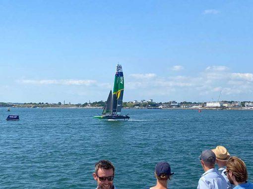 Great Britain Sail Grand Prix