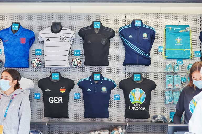 euro2020 merchandise