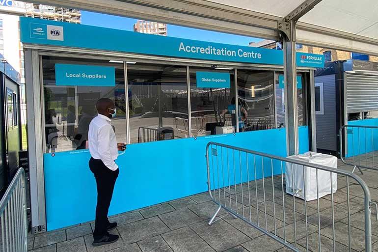 formula e accreditation centre
