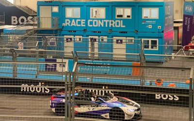 Sport's Most Sustainable Temporary Modular Buildings Enhance Formula E's Green Credentials