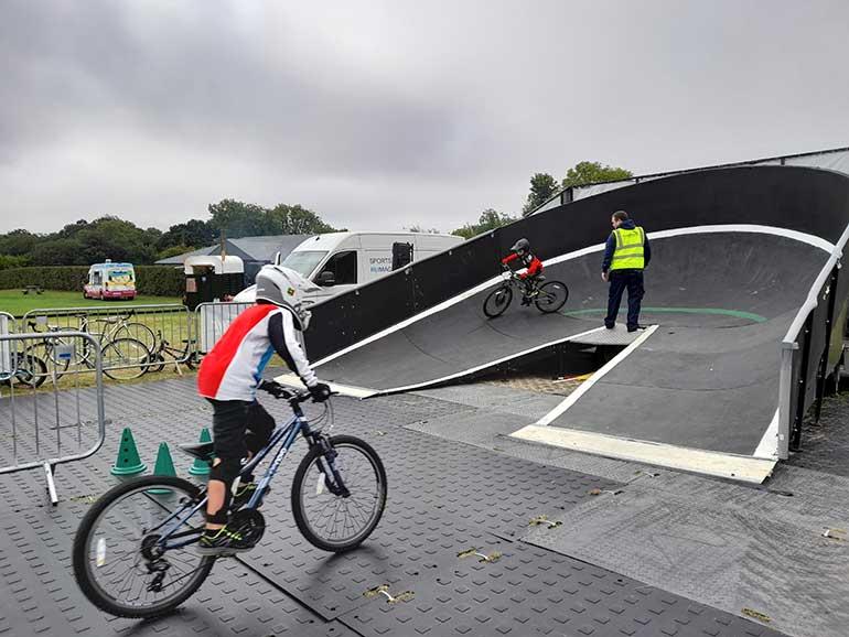 street velodrome ireland 2021